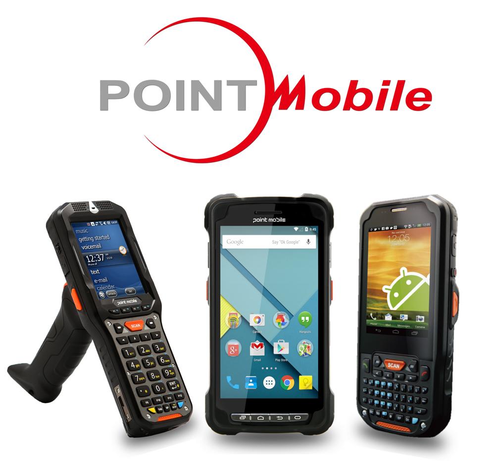 מסופונים מוקשחים Point Mobile